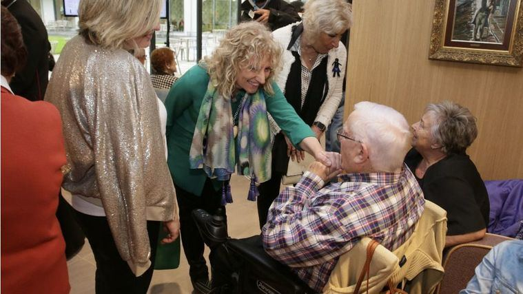Díaz Tezanos apuesta por el cuidado de los mayores centrado en sus