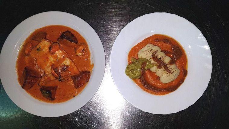 La alimentación en los centros L'Onada permite la elección libre de cada persona según sus gustos