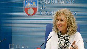 Eva Díaz Tezanos, vicepresidenta de Catabria.