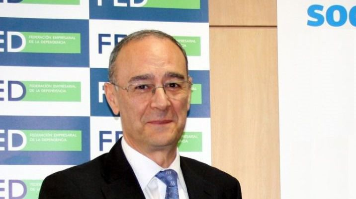 Alberto Echevarría, secretario general de FED