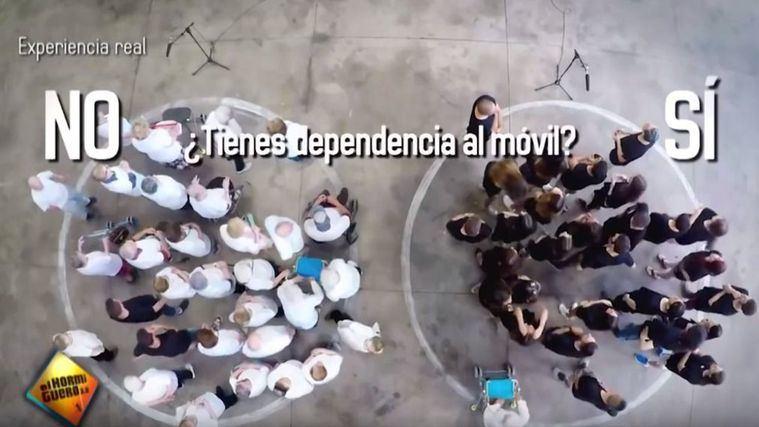Mayores de Amavir participan en un experimento social para el programa El Hormiguero