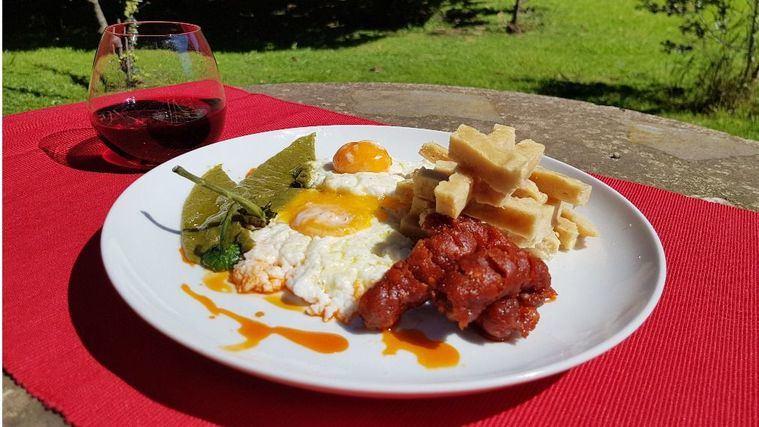 La residencia Ítaca o cómo comerse texturizados unos huevos fritos con patatas