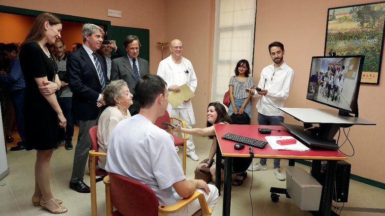 Madrid extiende la telemedicina a todas las residencias de la comunidad