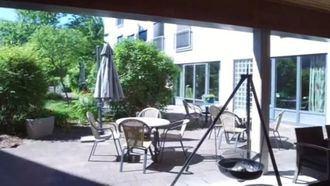 Una residencia en Noruega.