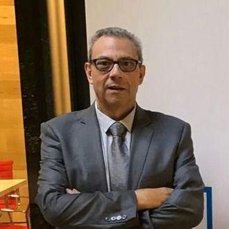 El presidente de la Asociación Madrileña de Enfermería Gerontológica (AMEG), Eduardo Seyller García