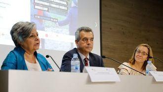 Pilar Rodríguez y el CEU.