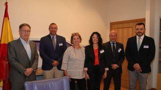 CEAPs se reúne con la secretaria de Estado de Asuntos Sociales.