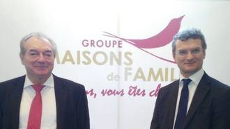 Groupe Maisons de Famille y Amavir.