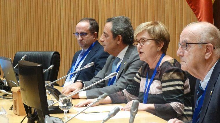 La SEGG celebra su 70 aniversario en el Congreso de los Diputados