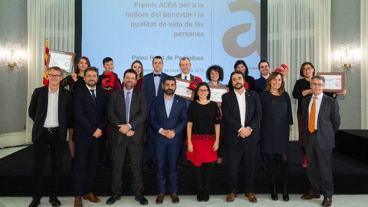 Premis ACRA a los proyectos que mejoran el bienestar de las personas