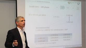 Jordi Vilardell, seminario comprar residencias.