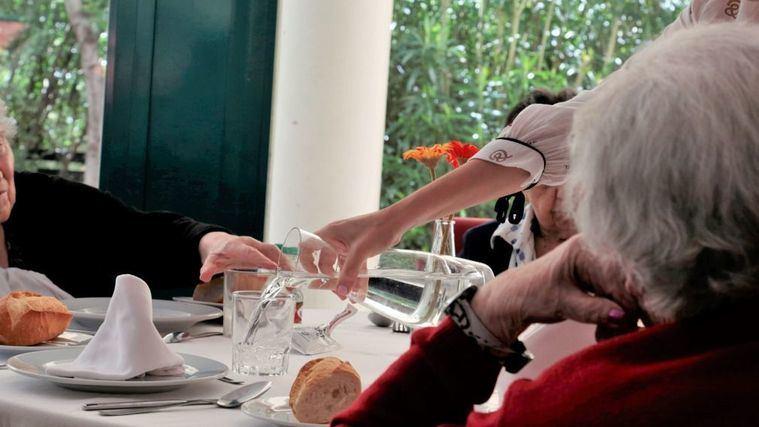 Grupo ORPEA acoge en sus centros a personas mayores que viven solas para pasar la Navidad