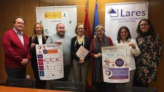 Campaña contra la disfagia de Lares y Nutricia.