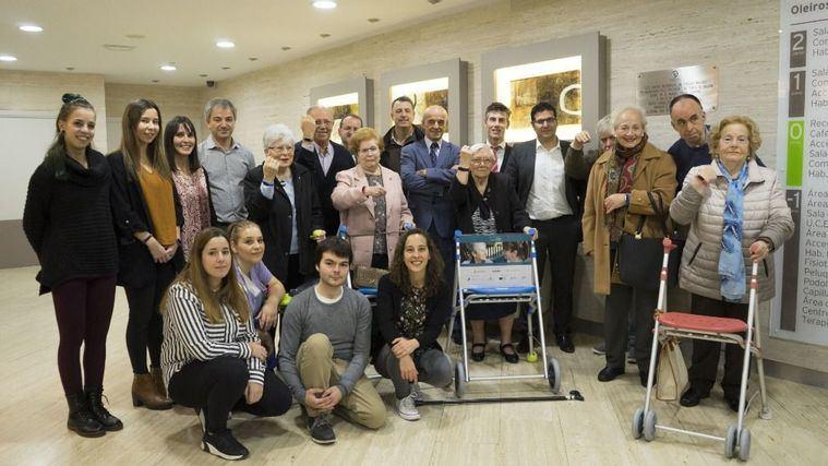 El proyecto GERIA-TIC pone al servicio de las personas mayores tecnología móvil y wearables