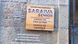 Centro multiservicios Saraiv Senior en Pontevedra.