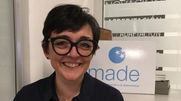 Pilar Ramos, nueva presidenta de la Asociación Madrileña de Atención a la Dependencia