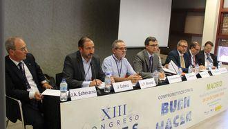 Representantes de la mesa negociadora del VIII Convenio de la Dependencia