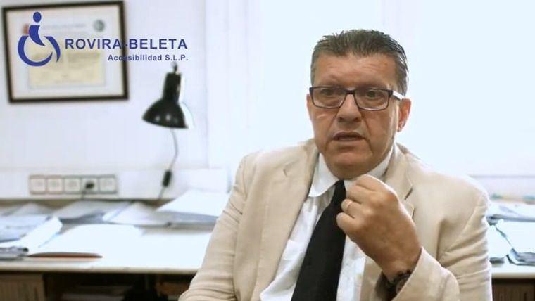Rovira-Beleta asesorará a CYPE en su software de accesibilidad