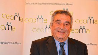 Juan Manuel Martínez Gómez, presidente de CEOMA.
