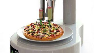 Comida para residencias con impresoras 3D.