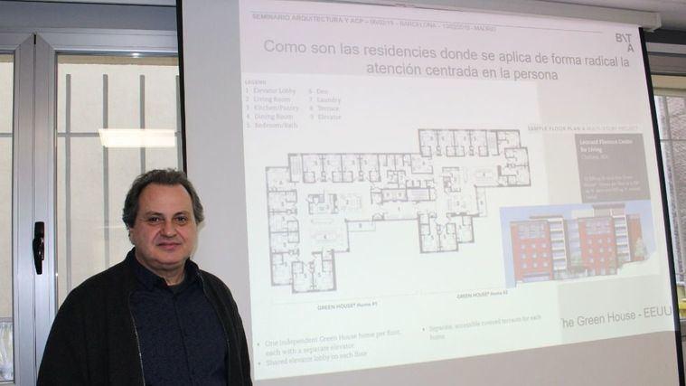 Marc Trepat sobre Arquitectura y ACP: