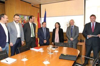 Reunión de CEAPs con el director general del Imserso