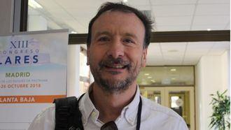 El secretario general de Lares Euskadi, Alejandro Gómez Ordoki