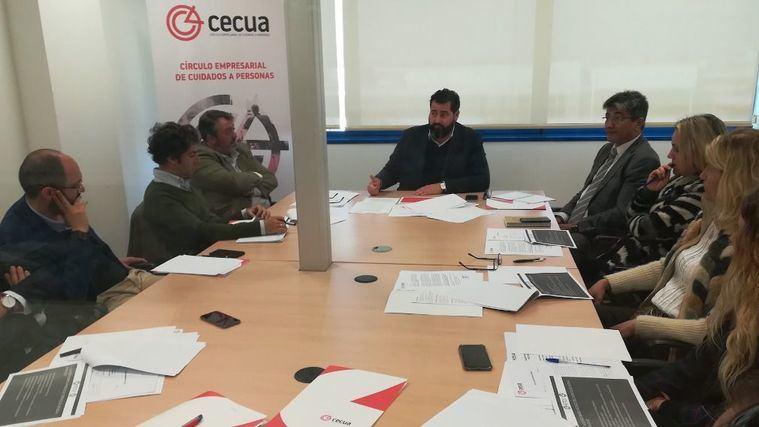 CECUA reclama en Andalucía 10.000 plazas residenciales para Dependencia