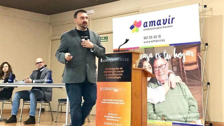 Trabajo Social en Amavir Valladolid.
