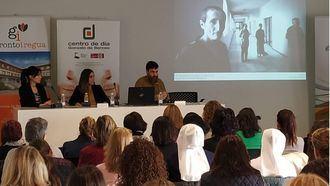 Sara de la Peña, Marijo Moreno y Alex Micheleta