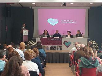 Jornada sobre buenas prácticas en el Centro Hermanas Hospitalarias de Palencia.