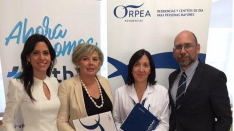 ORPEA y el Hospital Vithas Nisa Pardo promueven la continuidad asistencial en los mayores