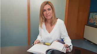 Elena Sampedro, directora general de ASISPA.