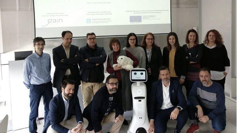 Inteligencia artificial y robótica social para empoderar a las personas mayores