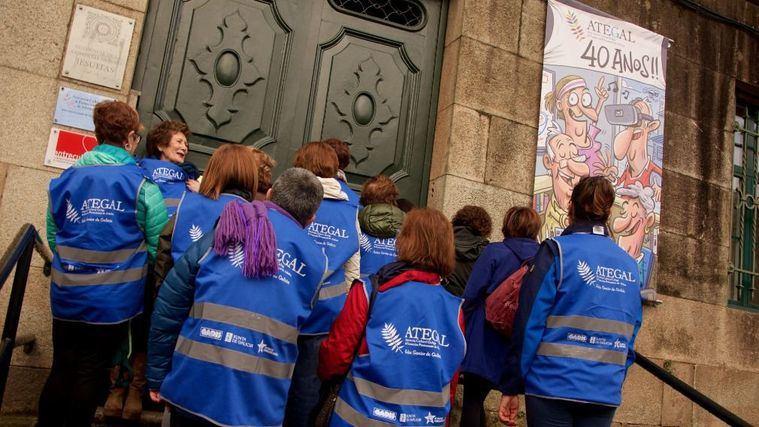 Aulas Senior de Galicia, Ategal