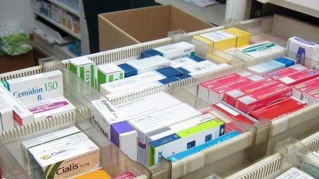 Medicamentos, farmacia.