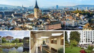 Viaje geroasistencial a Zurich, Suiza