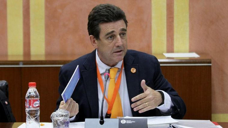 José Manuel Ramírez, presidente de la Asociación de Directoras y Gerentes de Asuntos Sociales.