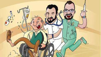 Bienvenido a tu geriátrico, de José Osuna y de Rafael Fernández