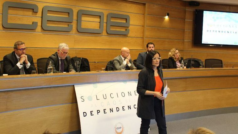 """CEAPs denuncia """"el caos de la Dependencia"""" y pide un Ministerio de Mayores"""