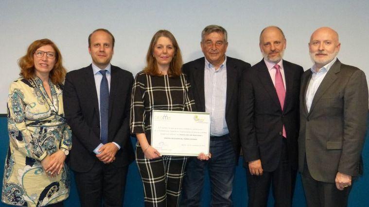 Sanitas Residencial Torrelodones obtiene la acreditación de CEOMA como centro libre de sujeciones