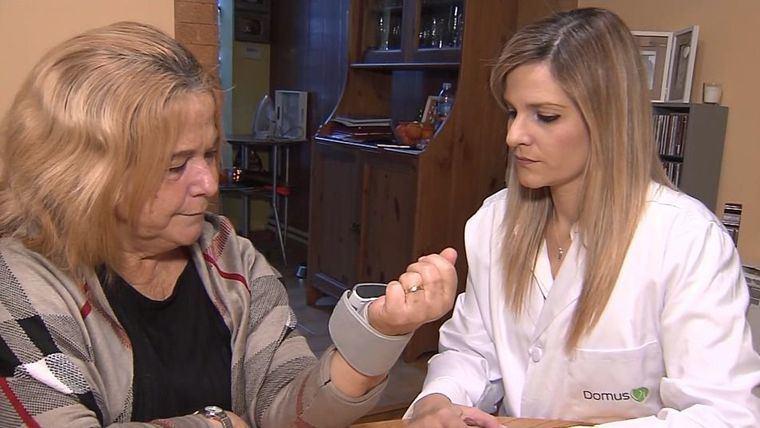 Estrategias en Domusvi de mejora 7de la salud de las personas con patologías respiratorias.