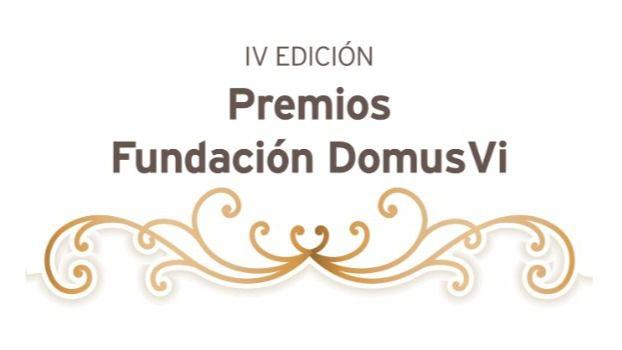 Abierto el plazo de inscripción para los IV Premios de la Fundación DomusVi