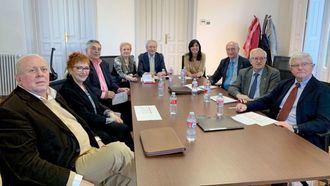 Asociaciones de mayores del comité asesor de 65ymás