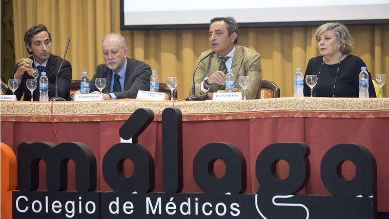 Celebración de la cátedra ORPEA en Málaga.