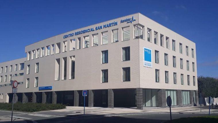 Centro residencial San Martín de Sanitas Mayores en Vitoria