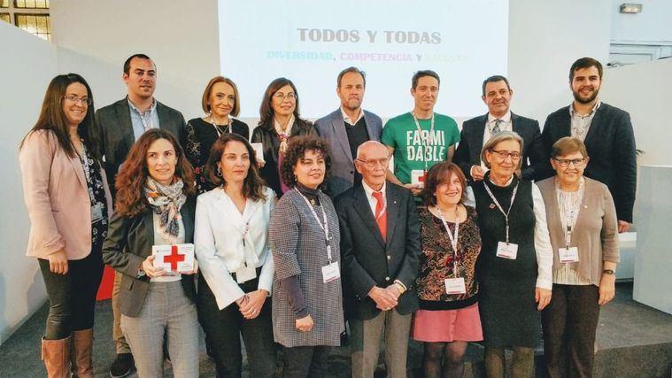 Cruz Roja reconoce a ORPEA por su compromiso con los colectivos vulnerables y en riesgo de exclusión