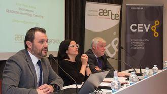 Asamblea general ordinaria de AERTE.
