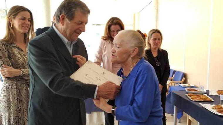 Los mayores de Amavir Villanueva de la Cañada ganan el I Concurso de Torrijas del Ayuntamiento del municipio