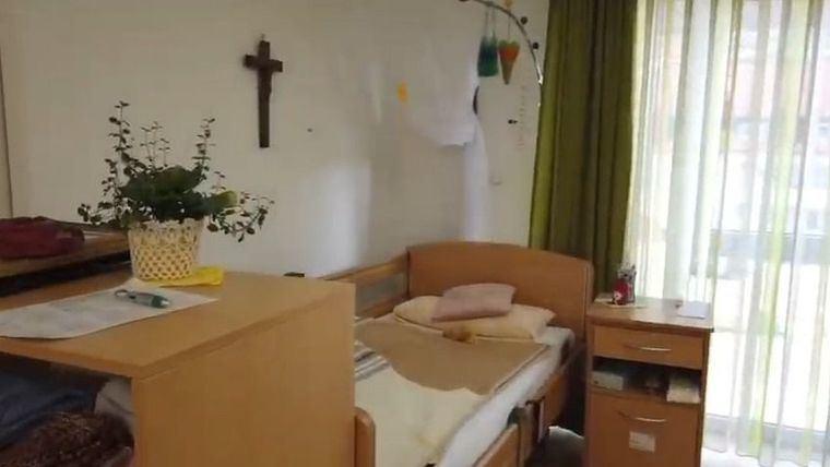 Una residencia de ancianos en Alemania con 'Oasis de cuidado'.
